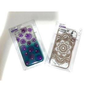 NEW 2pk. Icing iPhone 7 Cases